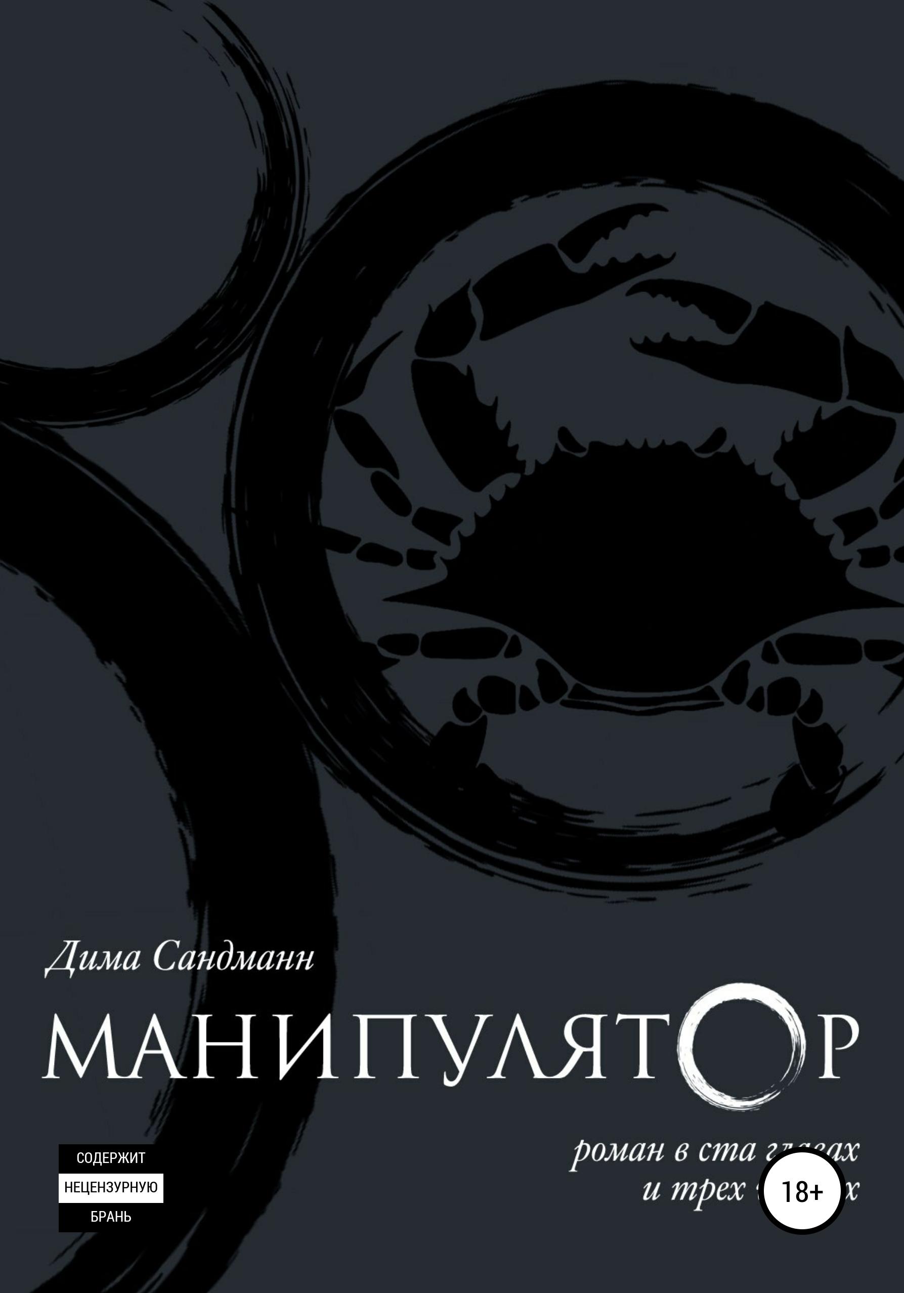 Дима Сандманн Манипулятор. Глава 014 мышка манипулятор flymouse iii