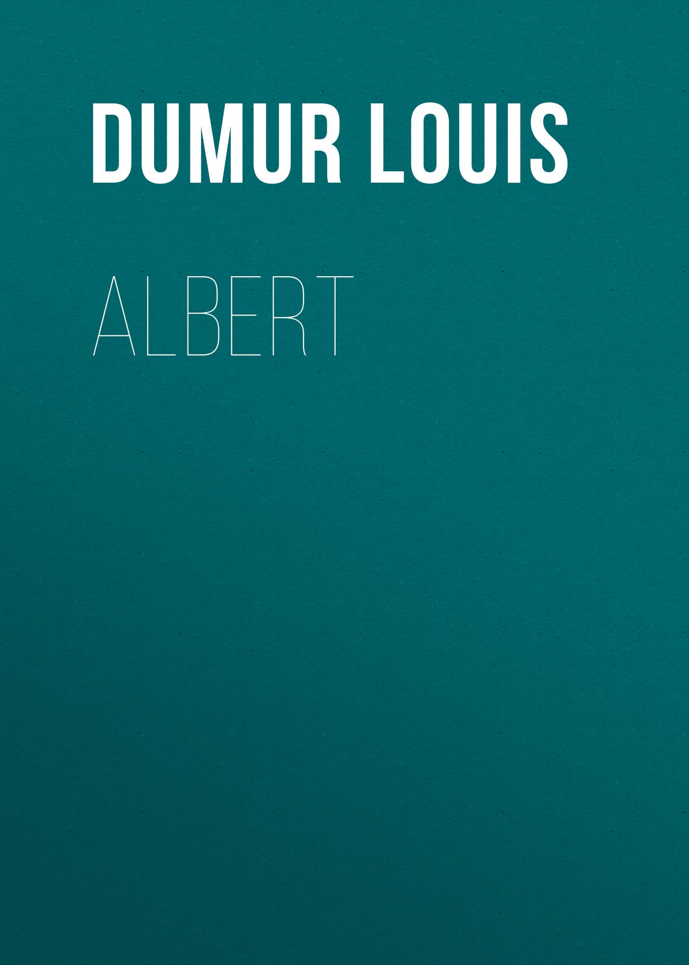 купить Dumur Louis Albert дешево