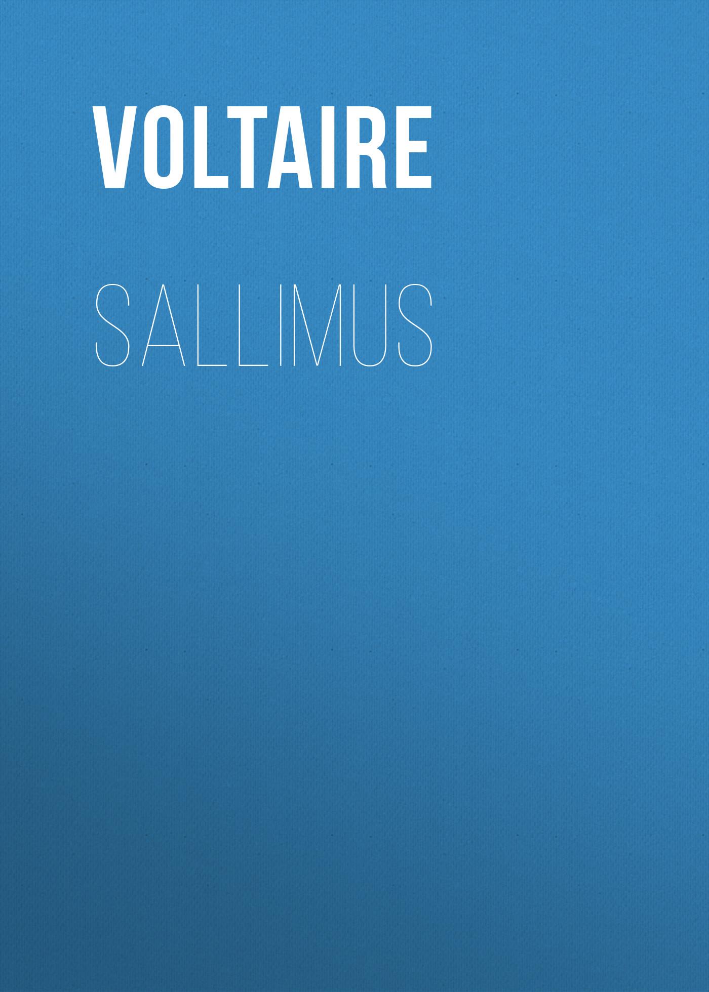 Вольтер Sallimus цена и фото