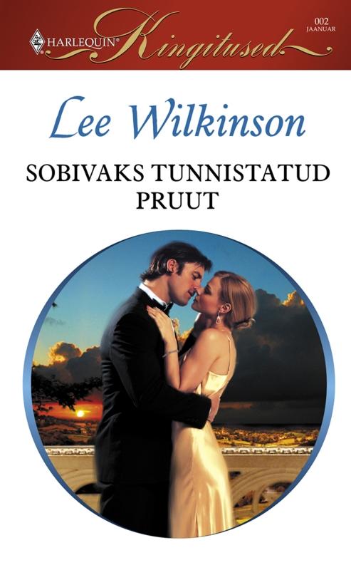 Lee Wilkinson Sobivaks tunnistatud pruut цены