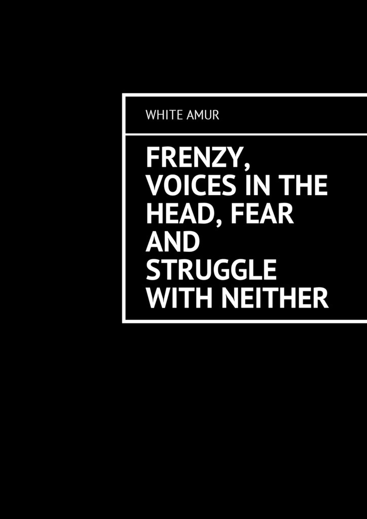 White Amur Frenzy, voices in the head, fear and struggle with neither rotatable stainless steel top rainfall pressure shower head set with hose and steering holder