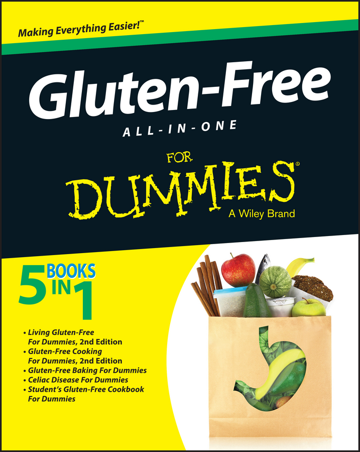 Consumer Dummies Gluten-Free All-In-One For Dummies free shipping mpc106arx66t goods in stock and professional