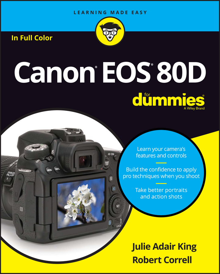 Robert Correll Canon EOS 80D For Dummies