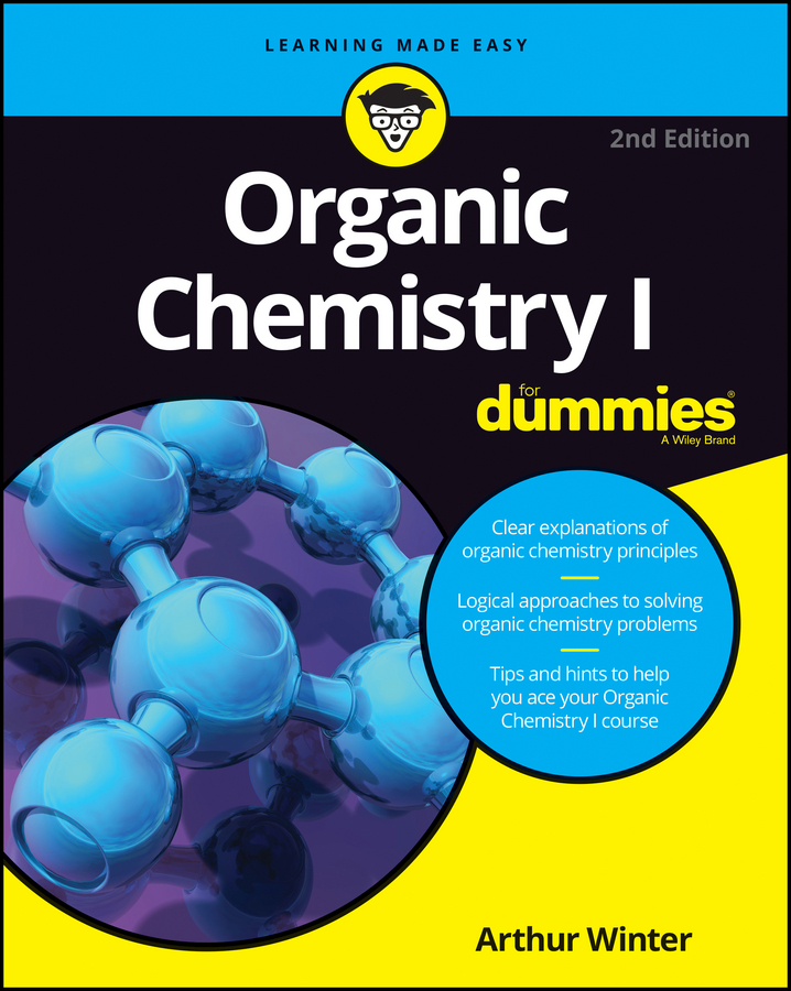 Arthur Winter Organic Chemistry I For Dummies chris hren u can chemistry i for dummies