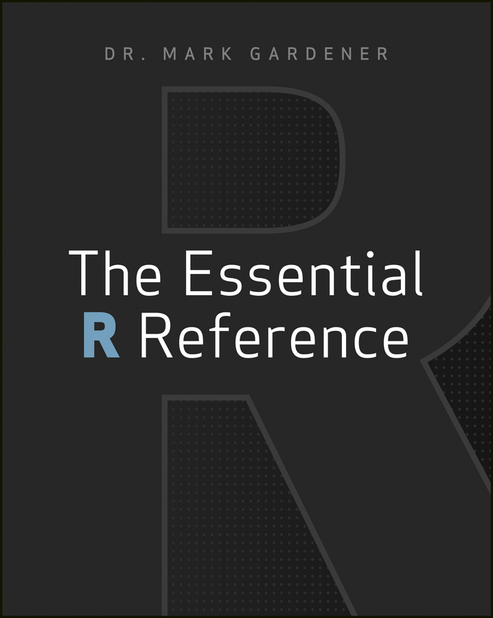 Mark Gardener The Essential R Reference 1934 plymouth owners manual user guide reference operator book fuses fluids