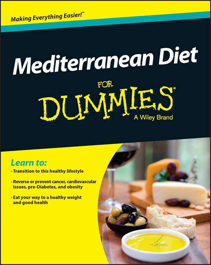 Rachel Berman Mediterranean Diet For Dummies the real you diet