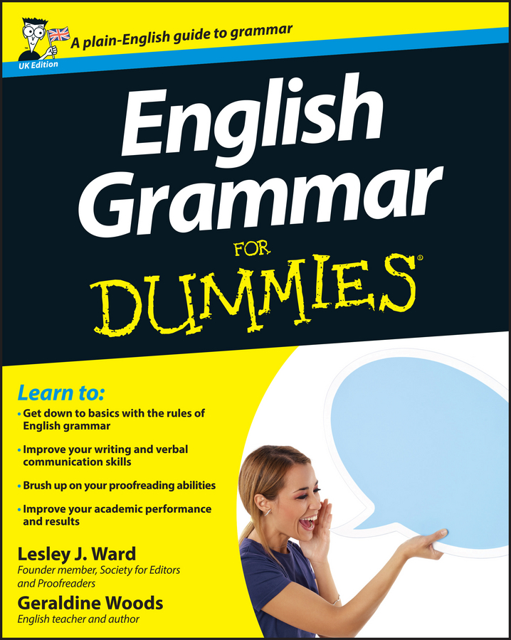 Geraldine Woods English Grammar For Dummies grammar games tenses