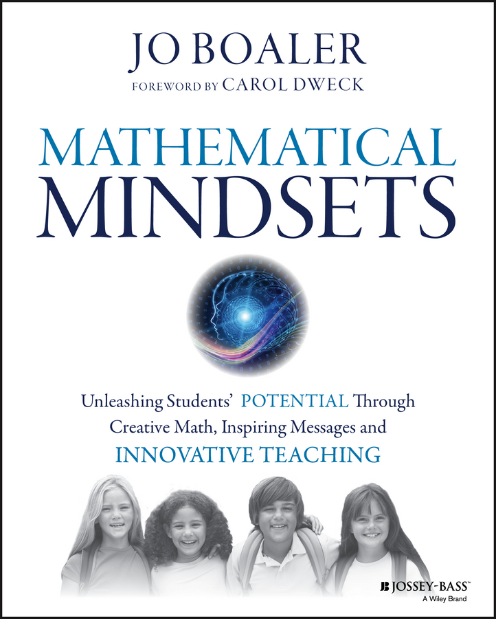 Jo Boaler Mathematical Mindsets. Unleashing Students' Potential through Creative Math, Inspiring Messages and Innovative Teaching mcat physics and math review