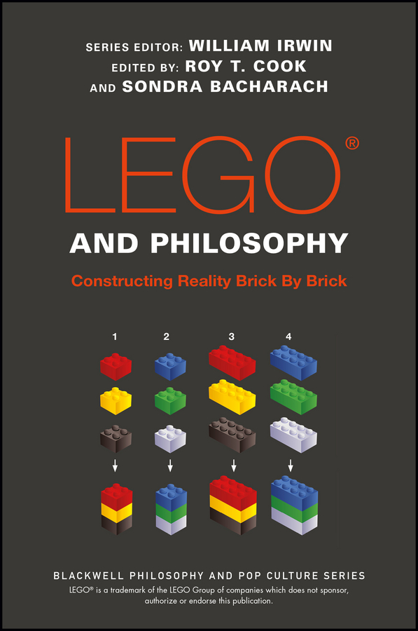 William Irwin LEGO and Philosophy. Constructing Reality Brick By Brick 2017 new lepin 15001 brick bank model building kits blocks bricks kits toy compatible with 10251 legoed