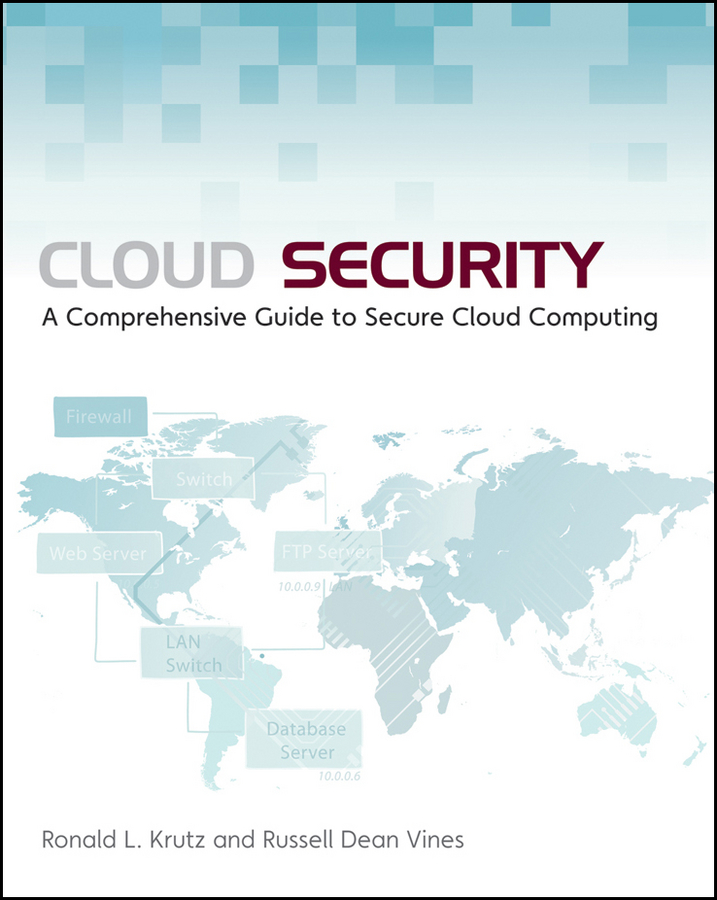 Russell Vines Dean Cloud Security. A Comprehensive Guide to Secure Cloud Computing bottles jars
