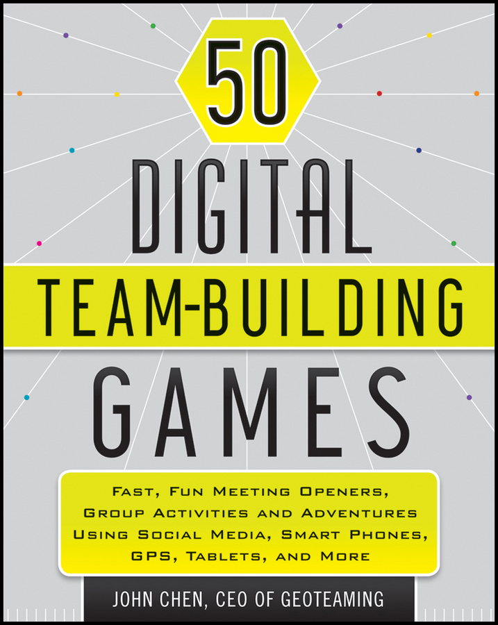 John Chen 50 Digital Team-Building Games. Fast, Fun Meeting Openers, Group Activities and Adventures using Social Media, Smart Phones, GPS, Tablets, and More 1pc 0 130km h gps speedometers 85mm speed milometers 0 80mph odometers 9 32v for auto with gps antenna and backlight
