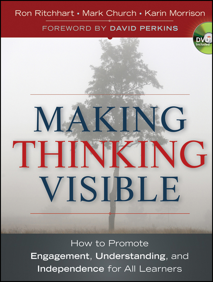 Ron Ritchhart Making Thinking Visible. How to Promote Engagement, Understanding, and Independence for All Learners ароматическая лампа посуда us thinking research
