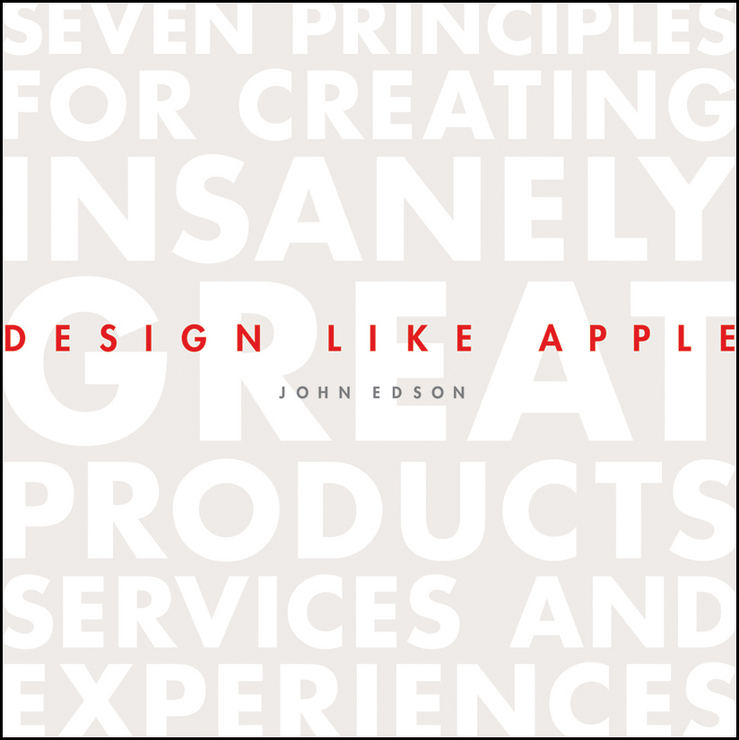 Фото - John Edson Design Like Apple. Seven Principles For Creating Insanely Great Products, Services, and Experiences concise colour block and circle pattern design men s slippers