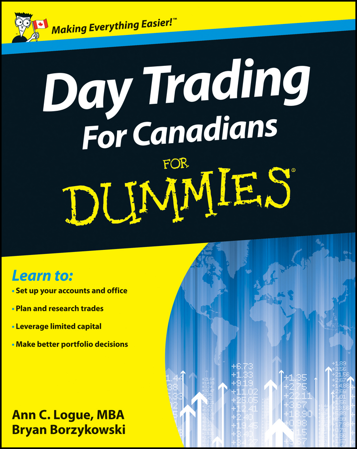 Bryan Borzykowski Day Trading For Canadians For Dummies цена