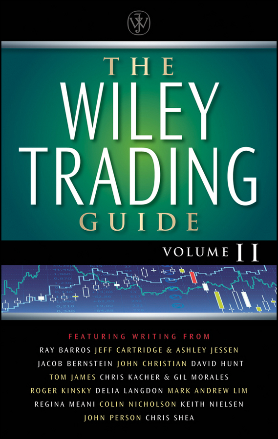Wiley The Wiley Trading Guide, Volume II kinetics пилка для натуральных ногтей 180 180 white turtle