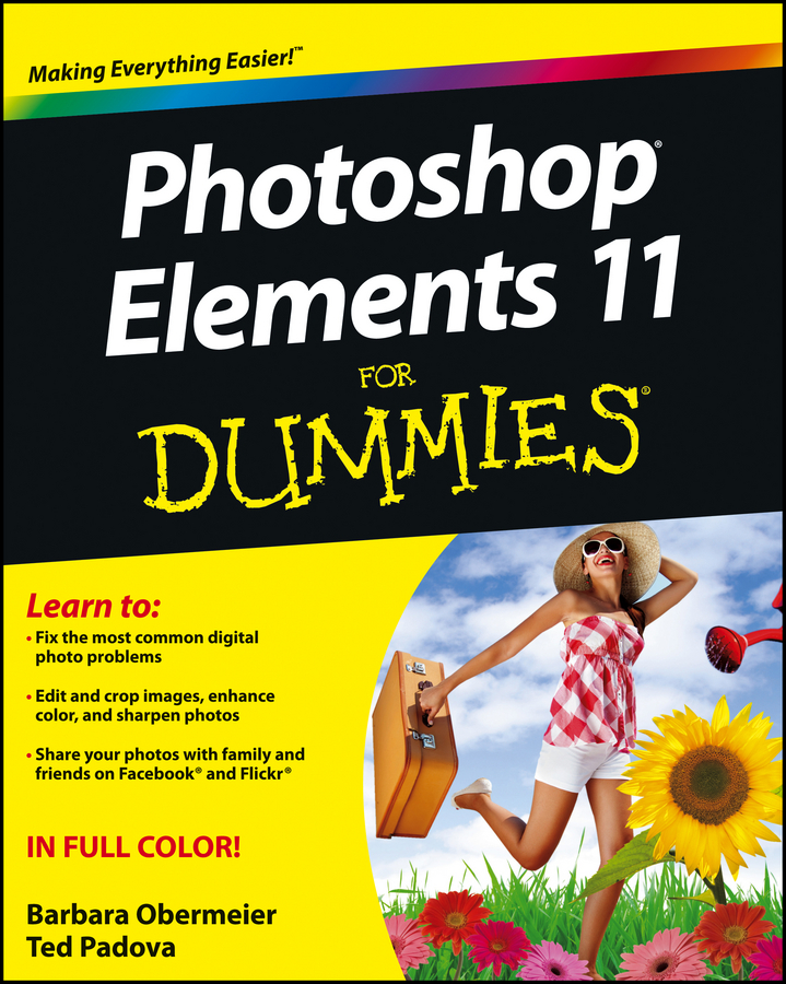 Barbara Obermeier Photoshop Elements 11 For Dummies пудра на минеральной основе innisfree no sebum mineral pact