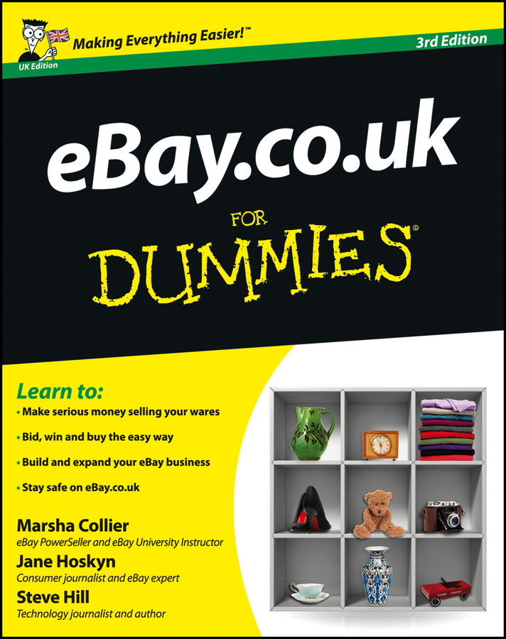 Marsha Collier eBay.co.uk For Dummies 10pcs lot lm1084it 12 lm1084 to 220 good qualtity hot sell free shipping buy it direct