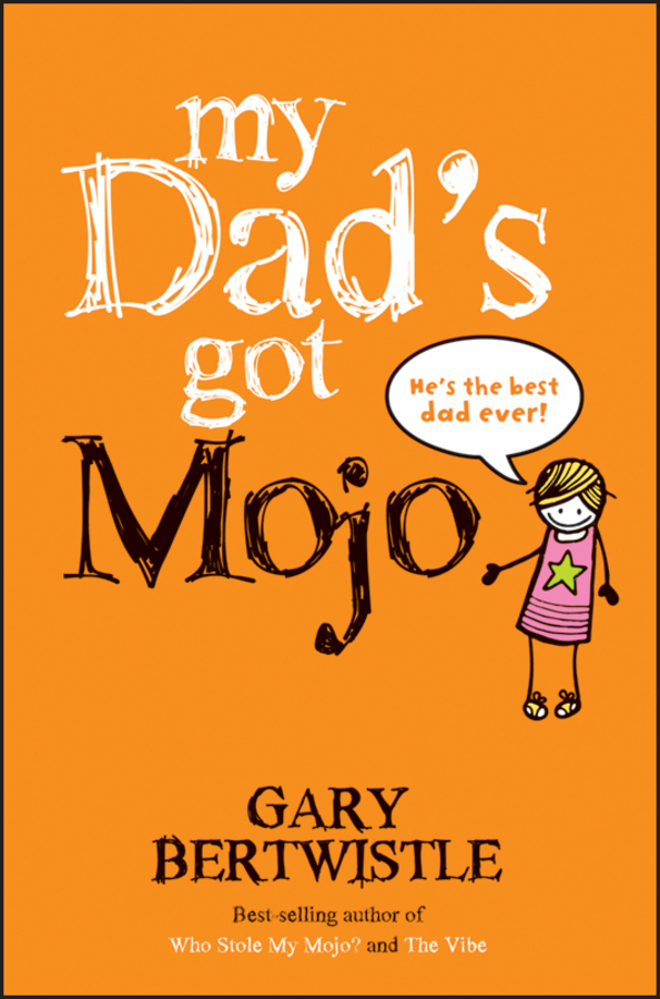 Gary Bertwistle My Dad's Got Mojo лонгслив printio my dad fun stuff