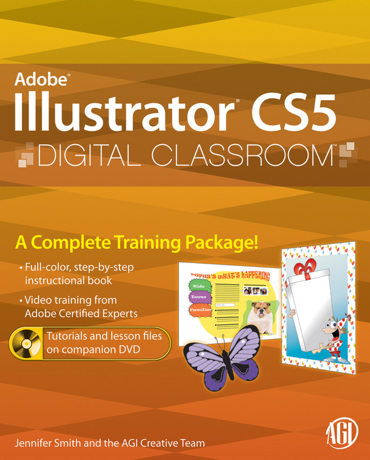 Jennifer Smith Illustrator CS5 Digital Classroom