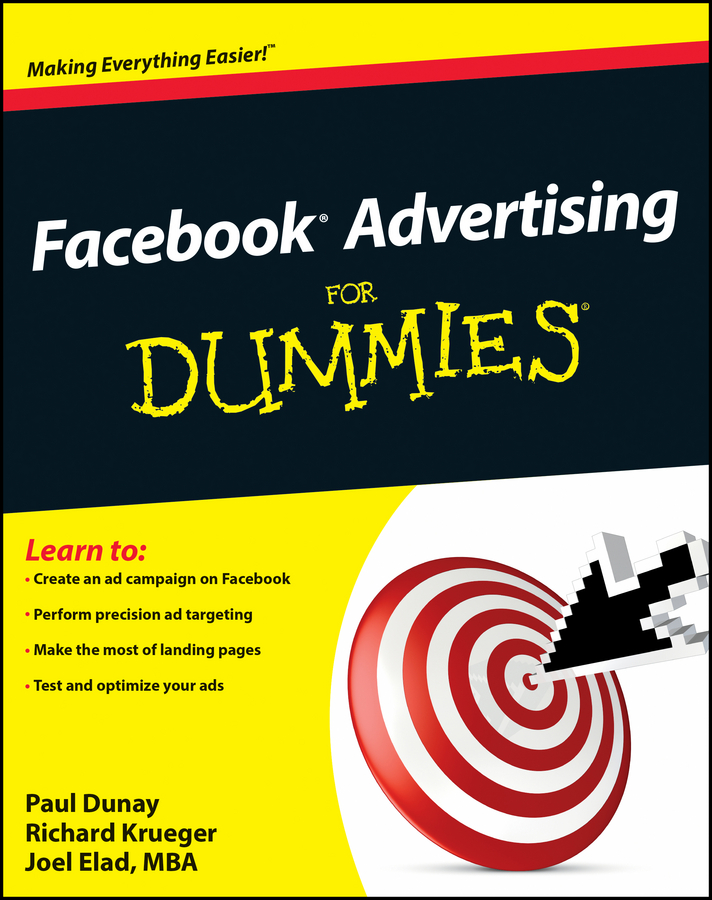 Joel Elad Facebook Advertising For Dummies lighted inflatable tree for advertising decoration