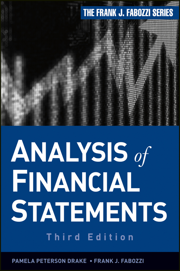 Frank Fabozzi J. Analysis of Financial Statements jonathan golin the bank credit analysis handbook a guide for analysts bankers and investors isbn 9780470829431