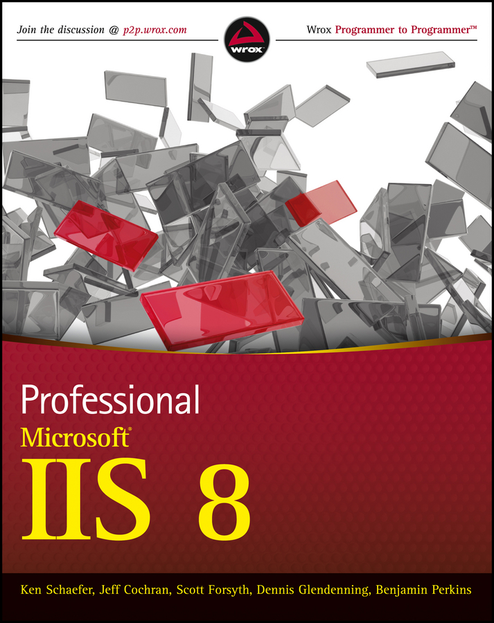 Dennis Glendenning Professional Microsoft IIS 8