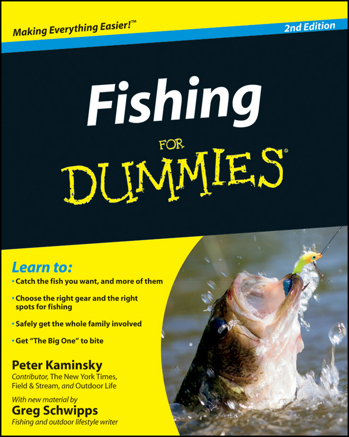 Peter Kaminsky Fishing for Dummies tsurinoya mystery ii spinning casting fishing rod 1 98m 2 1m m f power carbon fishing pole vara de pesca carp fishing lure rod