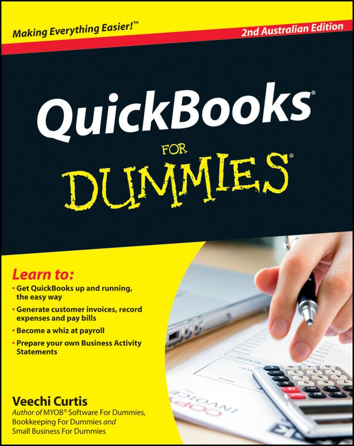 Veechi Curtis Quickbooks For Dummies elaine marmel quickbooks online for dummies