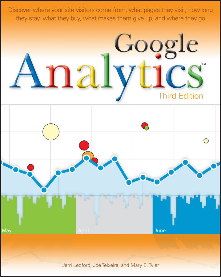Joe Teixeira Google Analytics pedro sostre web analytics for dummies