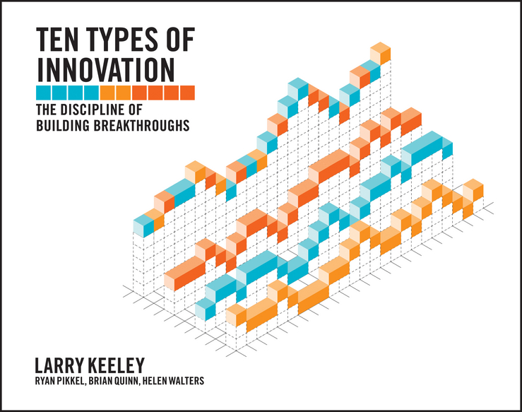 Larry Keeley Ten Types of Innovation. The Discipline of Building Breakthroughs claude legrand innovative intelligence the art and practice of leading sustainable innovation in your organization