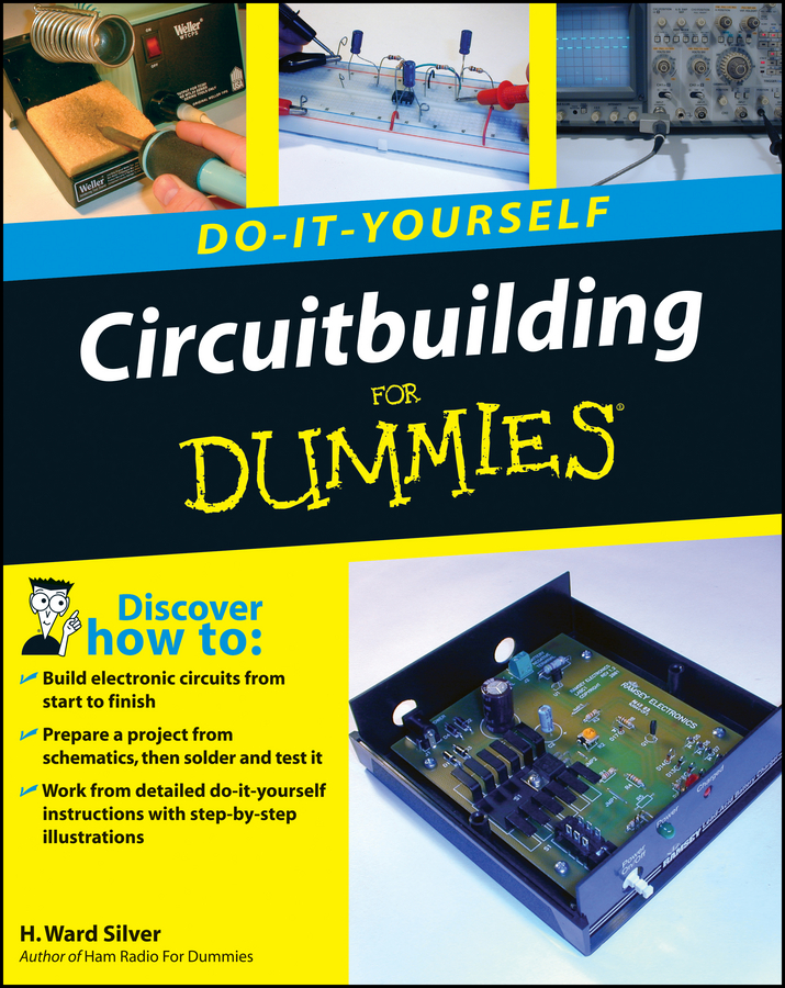 H. Silver Ward Circuitbuilding Do-It-Yourself For Dummies dennis bailey bike repair and maintenance for dummies isbn 9780470480342