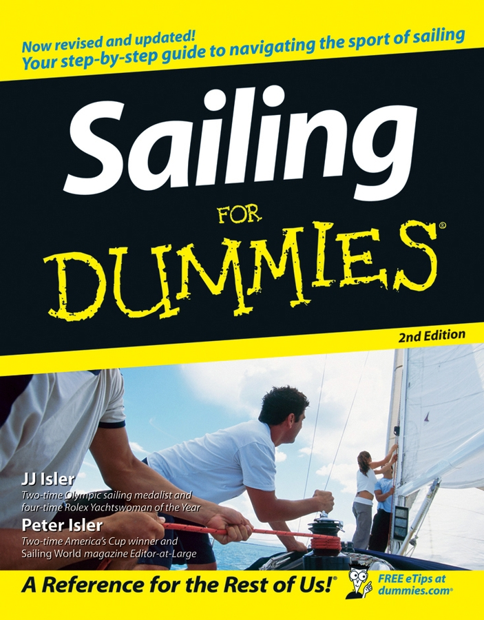 Peter Isler Sailing For Dummies цена