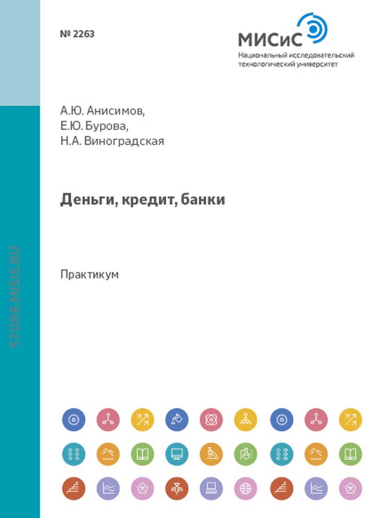 Александр Юрьевич Анисимов Деньги, кредит, банки. Практикум