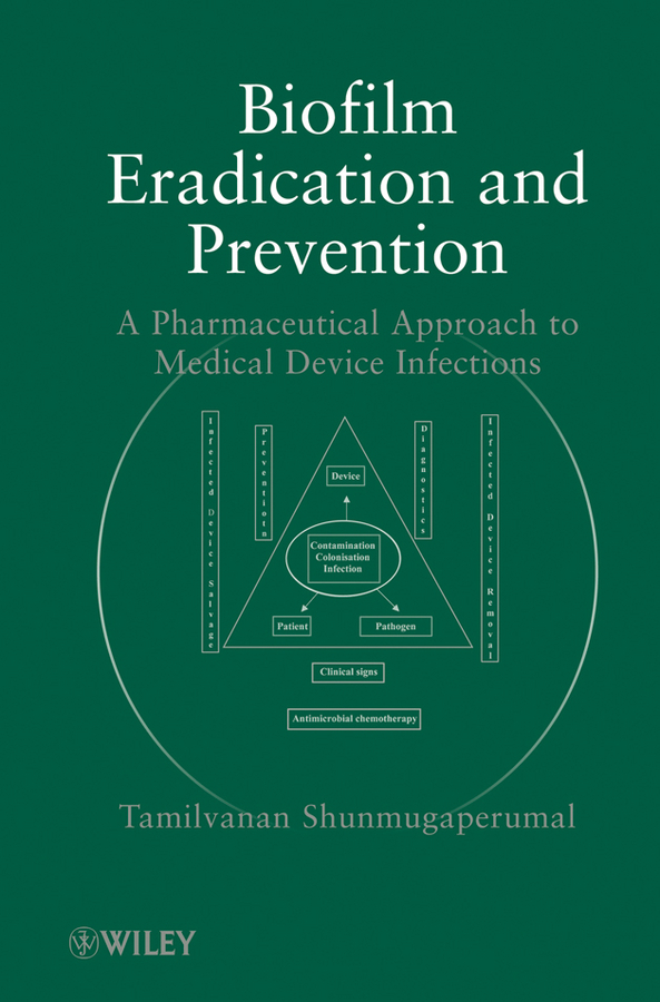 Tamilvanan Shunmugaperumal Biofilm Eradication and Prevention. A Pharmaceutical Approach to Medical Device Infections