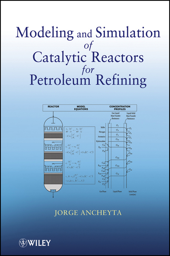 Jorge Ancheyta Modeling and Simulation of Catalytic Reactors for Petroleum Refining люстра ideal lux caesar caesar sp12 cromo
