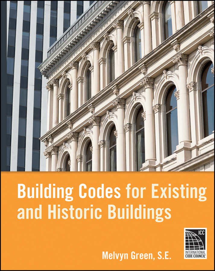 лучшая цена Melvyn Green Building Codes for Existing and Historic Buildings