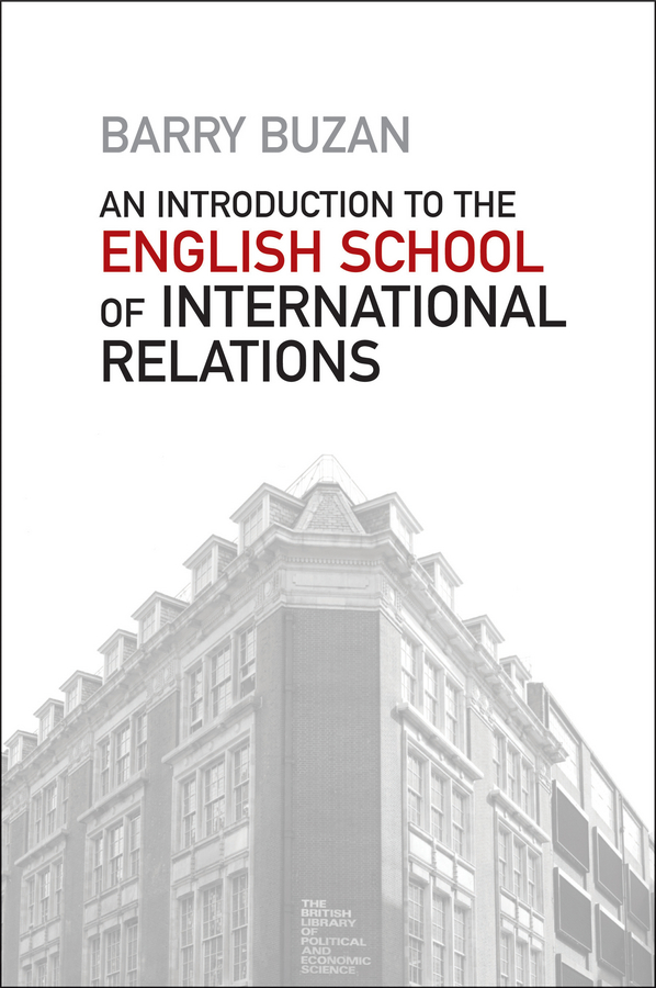 Barry Buzan An Introduction to the English School of International Relations. The Societal Approach jill steans gender and international relations