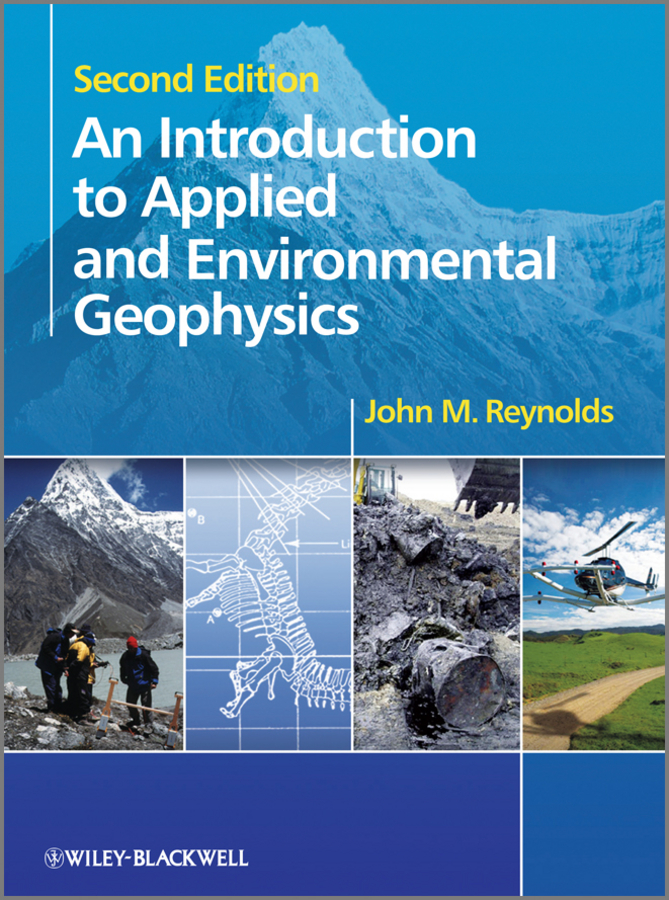 John Reynolds M. An Introduction to Applied and Environmental Geophysics hydrocarbon