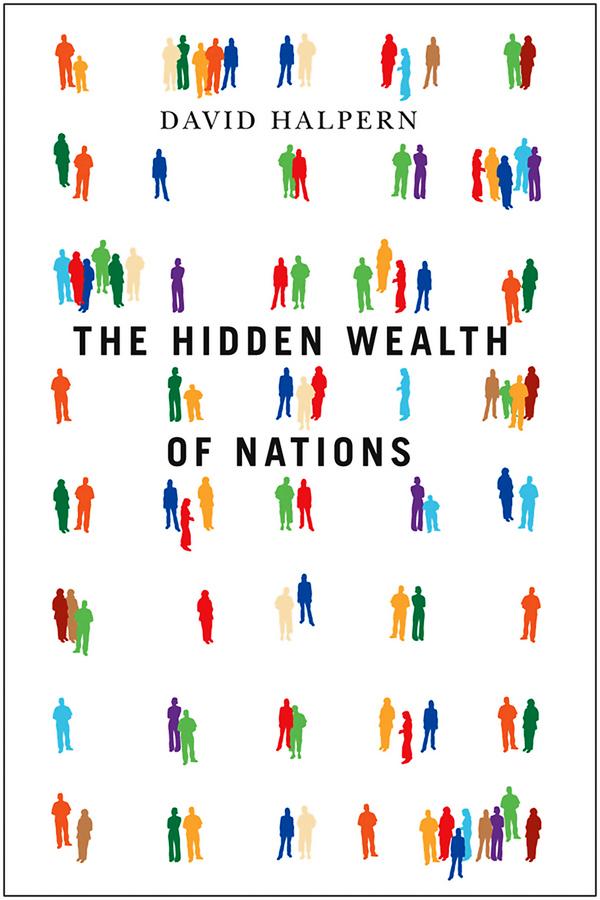 David Halpern The Hidden Wealth of Nations dome of the hidden pavilion