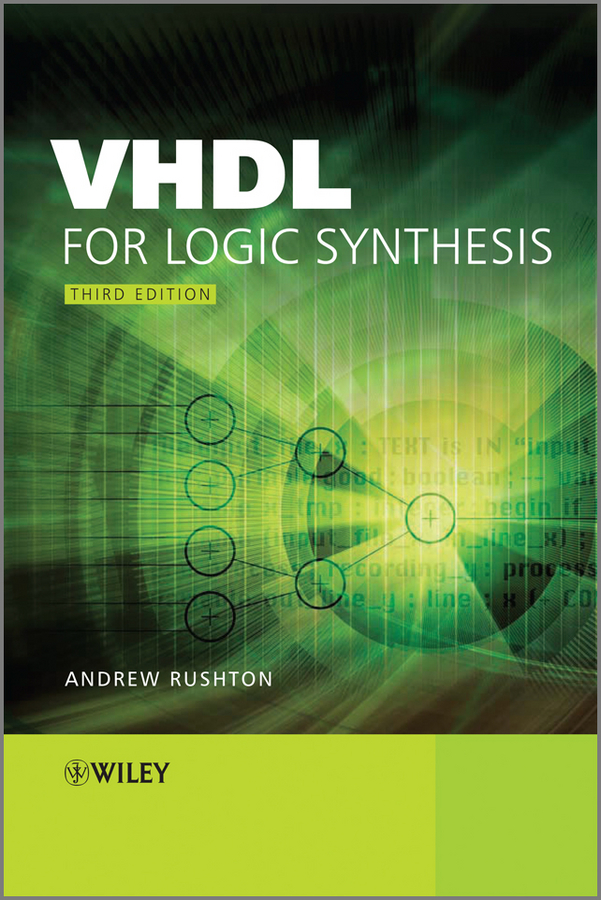 Andrew Rushton VHDL for Logic Synthesis