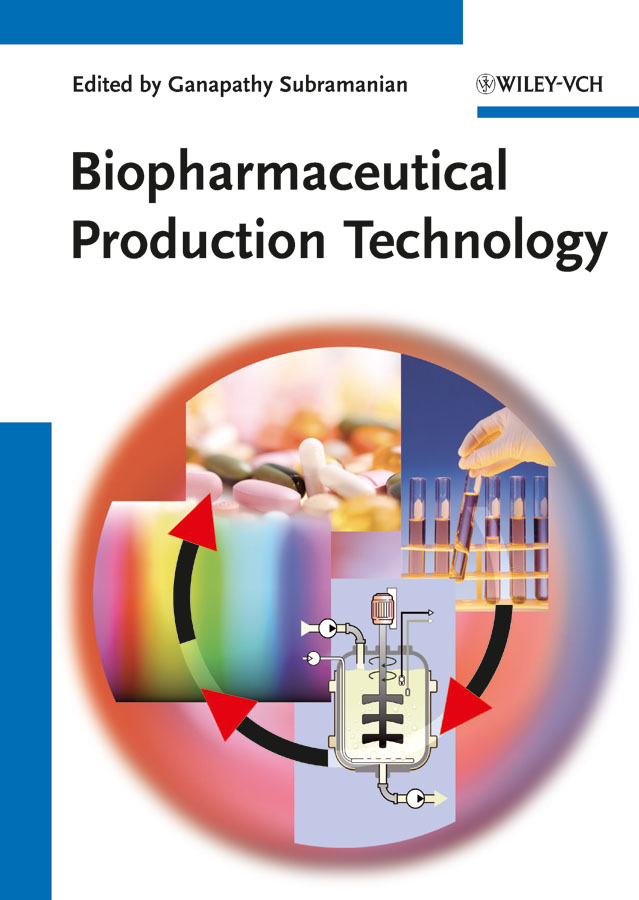 Ganapathy Subramanian Biopharmaceutical Production Technology, 2 Volume Set купить недорого в Москве