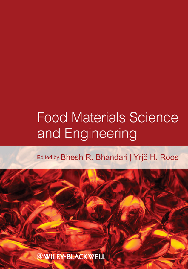 Bhesh Bhandari Food Materials Science and Engineering наушники koss the plug white