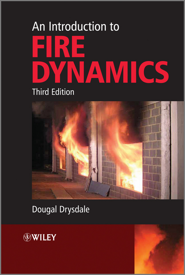 Dougal Drysdale An Introduction to Fire Dynamics майка борцовка print bar jump in the fire