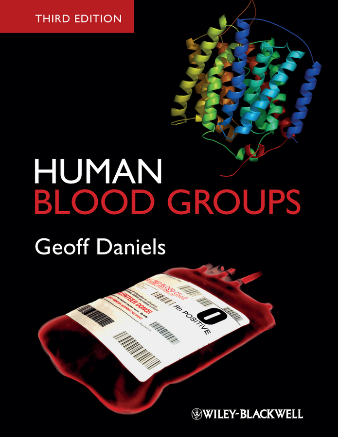 Geoff Daniels Human Blood Groups