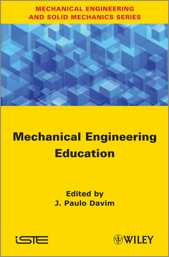 J. Davim Paulo Mechanical Engineering Education john gilman j chemistry and physics of mechanical hardness