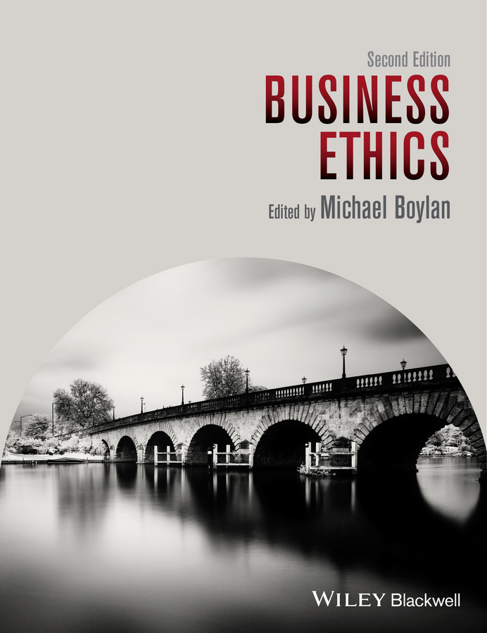 Michael Boylan Business Ethics