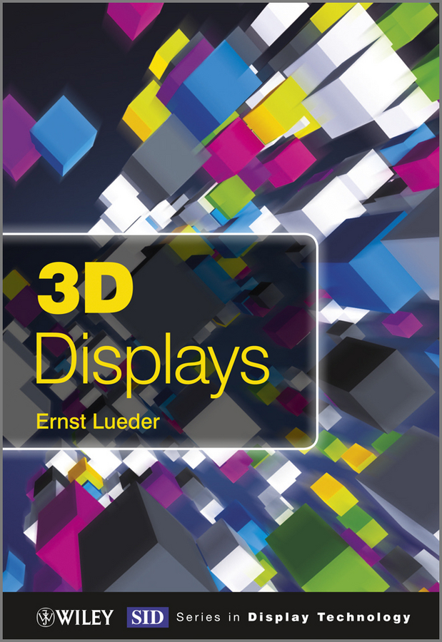 Ernst Lueder 3D Displays lq121s1dc71 lcd displays