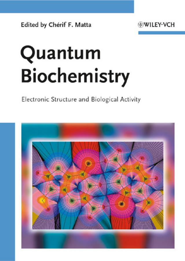 Chérif Matta F. Quantum Biochemistry сумка printio nobel prize