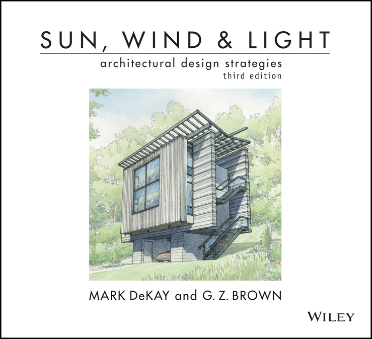 Brown G. Z. Sun, Wind, and Light: Architectural Design Strategies