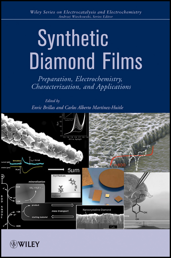 Brillas Enric Synthetic Diamond Films. Preparation, Electrochemistry, Characterization and Applications enzyme electrodes for biosensor & biofuel cell applications page 1